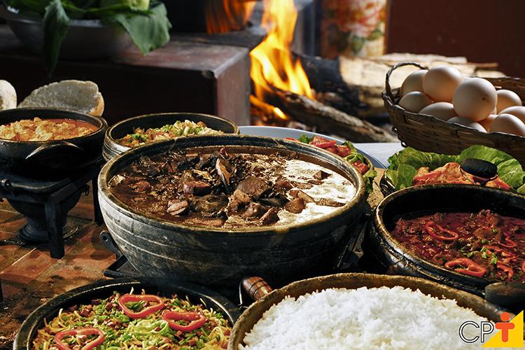 Culinária mineira - imagem ilustrativa