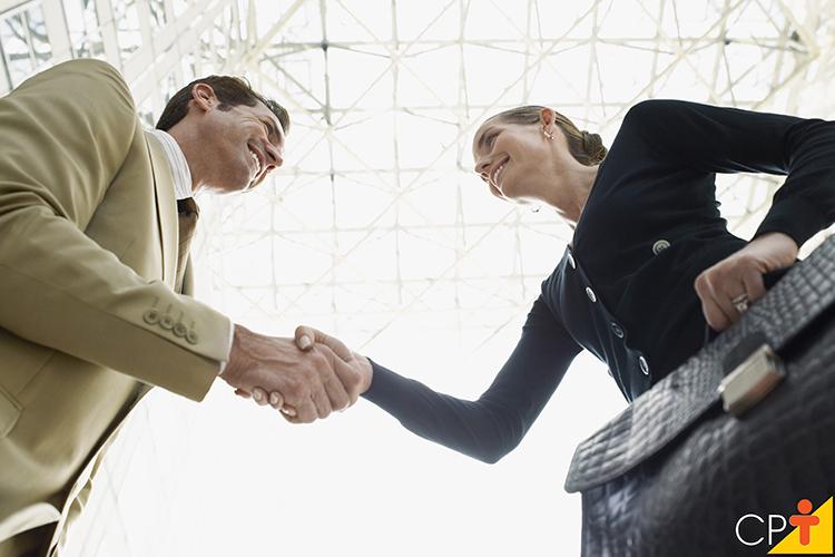 Negociação - imagem ilustrativa