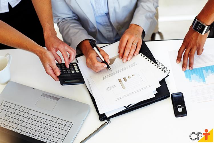 Administração financeira - imagem ilustrativa