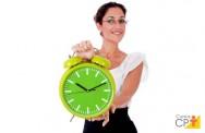 11 vantagens de uma gestão do tempo eficiente