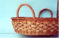 As fibras vegetais são usadas na criação de uma grande variedade produtos artesanais.