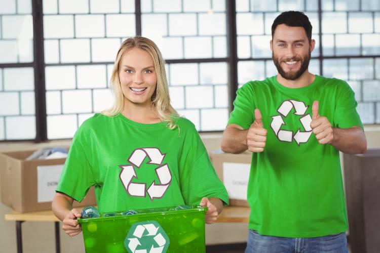 Importância da separação do lixo em casa para reciclagem