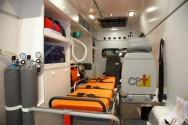 Covid-19: como limpar e desinfetar ambulância