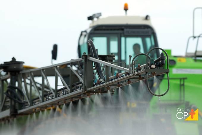 Recomendações para aplicação de defensivos agrícolas