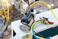 Condicionadores de ar split: realização de vácuo no sistema