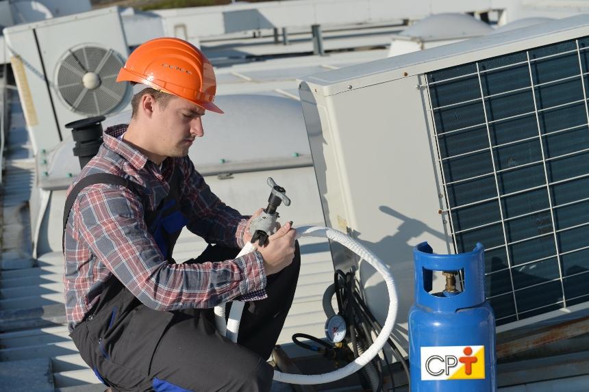 Ar-condicionado Split: como reaproveitar o fluído refrigerante   Artigos CPT