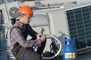 Ar-condicionado Split: como reaproveitar o fluído refrigerante