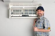 Ar-condicionado Split: desmontagem da unidade condensadora