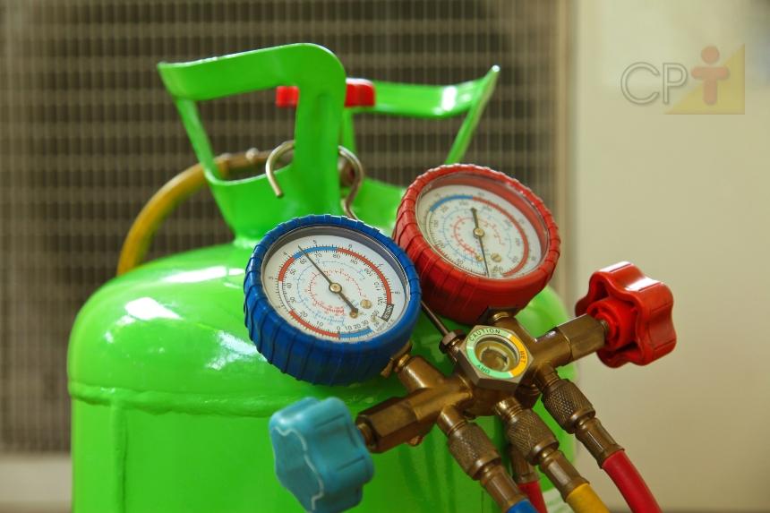 Ar-condicionado Split: como recolher o fluido refrigerantes   Artigos CPT