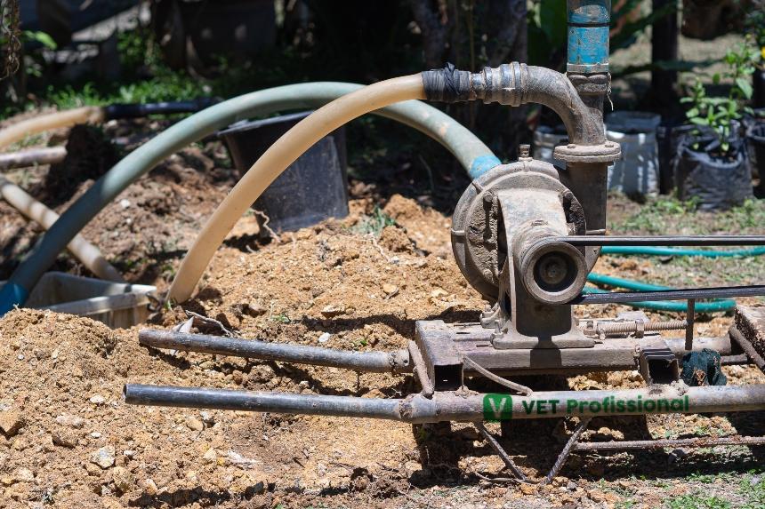 O que saber sobre a captação de água no meio rural?   Artigos VetProfissional