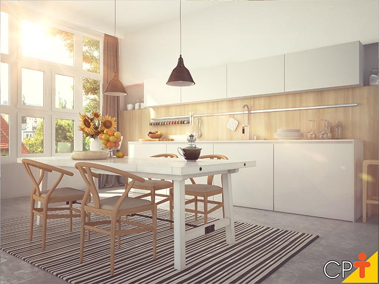 Sala decorada - imagem ilustrativa