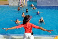 Benefícios da hidroginástica para a saúde