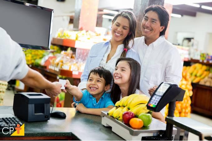 Quais os principais tipos de consumidor?