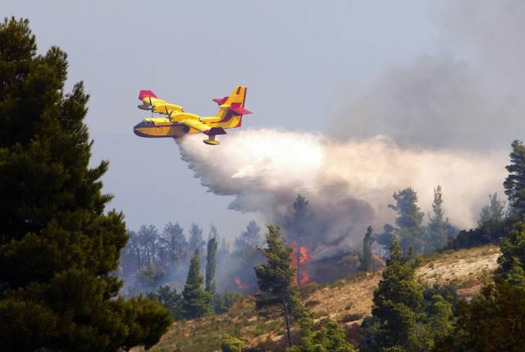4 métodos de combate a incêndios florestais