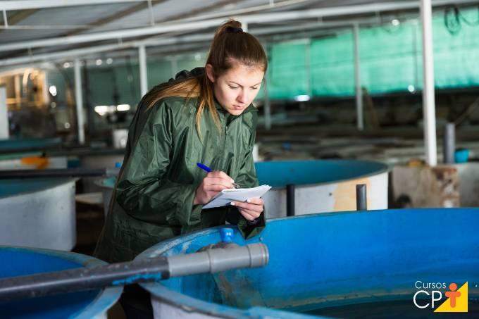 Miniguia Rápido Para Produção de Peixes no Sistema de Recirculação de Água.