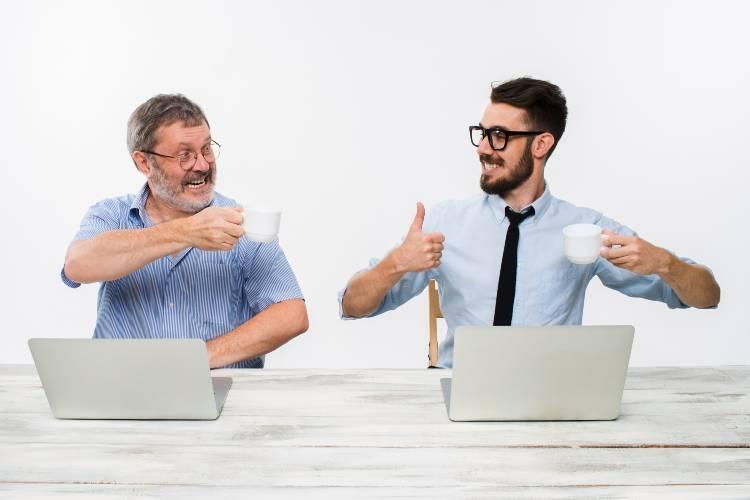 Segredos para melhorar os relacionamentos no trabalho