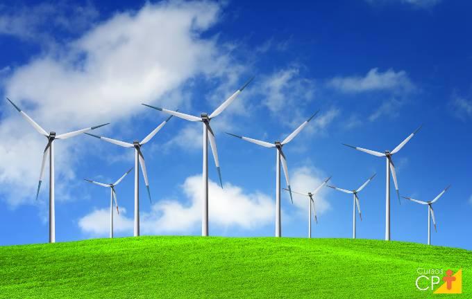 Conheça a inovadora mini turbina eólica portátil