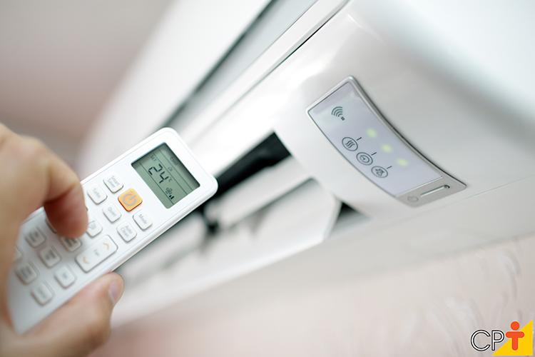 Ar-condicionado - imagem ilustrativa