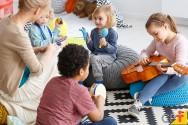 Musicalização na Educação Infantil: como inserir e quais as vantagens?