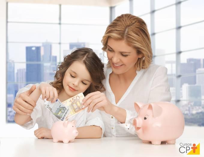 Como guardar dinheiro em tempos de crise?