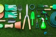 Ferramentas indispensáveis para realizar a manutenção de jardins