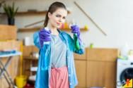 A segurança na fabricação de produtos de limpeza
