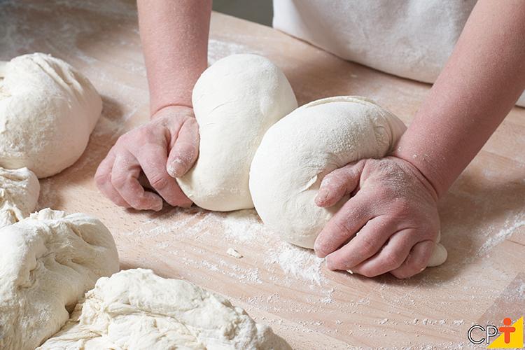 Fabricação de pão - imagem ilustrativa