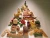 A pirâmide alimentar pode ajudar sua dieta