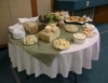Morbier e Saint-Paulin, queijos finos e saborosos