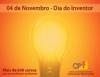 4 de novembro: dia do inventor