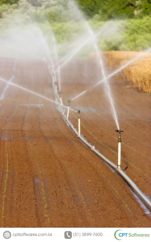 Software Irrigação por Aspersão