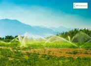 Programa para projetos de irrigação