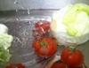 No verão, aumentam os cuidados na higienização dos alimentos