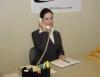 Secretária: assessora da empresa