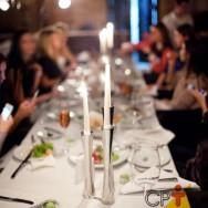 Como receber em casa: o momento certo para servir o jantar