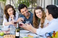 Como receber em casa - convites