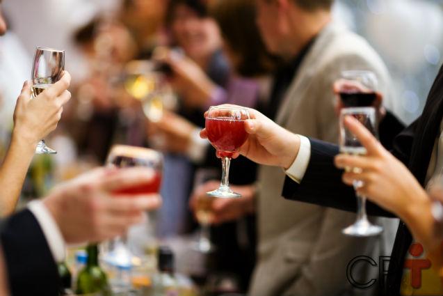 Como receber em casa - bebidas     Dicas Cursos CPT