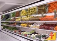 Alimentação saudável - embalagem dos alimentos