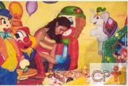 Decoração de festas infantis - a empresa