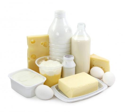 Produtos derivados de leite de cabra