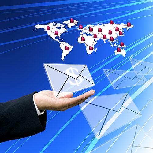 O cliente se sente bem recebido ao obter respostas rápidas às solicitações enviadas ao email da empresa