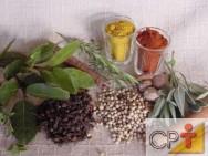 Plantas condimentares - o açafrão