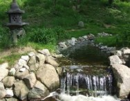 Jardim japonês reúne beleza e harmonia típica do oriente