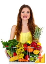 Consuma alimentos orgânicos!