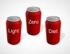 Diet, light ou zero?