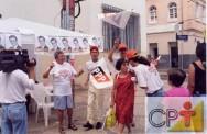 Campanha de prefeito - ações do candidato