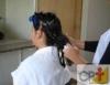 Como alisar e relaxar cabelos - relaxamento