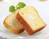 O Pão de ló é uma receita fácil que pode ser saboreada a qualquer hora do dia.