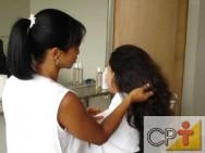 Estudo dos cabelos e seus tratamentos - autoestima do cliente