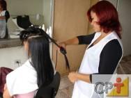 Estudo dos cabelos e seus tratamentos - crescimento dos fios